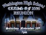 Washingont High School Class of 2005 Reunion