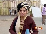 Ek Tha Raja Ek Thi Rani_ Drashti Dhami (Gayatri) in a new look_India Tv
