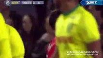 Maxime Gonalons Hits the Crossbar - Nantes v. Lyon 01.12.2015 HD