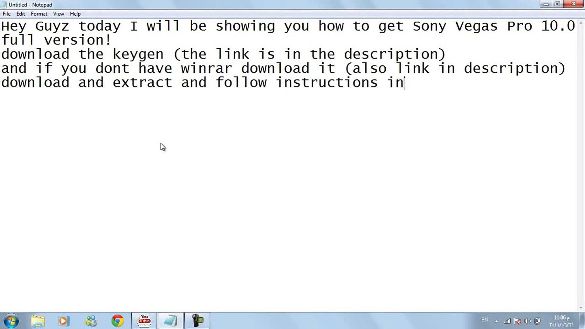 sony vegas pro 13 serial key code