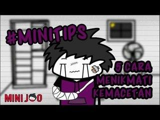 5 Cara Menikmati Macet - #MiniTips