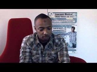 Soprano interview pour le concours SMEREP Music Live