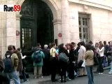 Manif anti-Sarko: AG à la Sorbonne