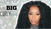 BIG CURLY HAIR UNDER $50 [HIGHLY REQUESTED] | AALIYAHJAY