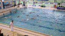 Water-Polo Féminin:  Replay Finale Coupe de la Ligue - LILLE/BORDEAUX 29 novembre 2015