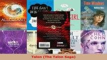 Read  Talon The Talon Saga Ebook Free