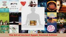 Read  The Art of Ancient Egypt Revised Edition Ebook Free