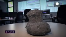 ESA Euronews: Mission Rosetta - Auf der Suche nach dem Ursprung des Lebens