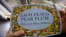 Each Peach Pear Plum by Janet Ahlberg Allan Ahlberg kids story book Each Peach Pear Plum by Janet Ahlberg, Allan Ahlberg kids story book
