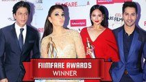 2015 Filmfare Glamour & Style Awards WINNERS LIST | Deepika Padukone, Shahrukh Khan, Ranveer Singh