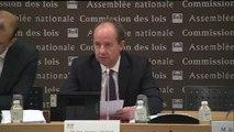 """Contrôle de l'état d'urgence : """"Une analyse technique et statistique"""", explique Jean-Jacques Urvoas"""