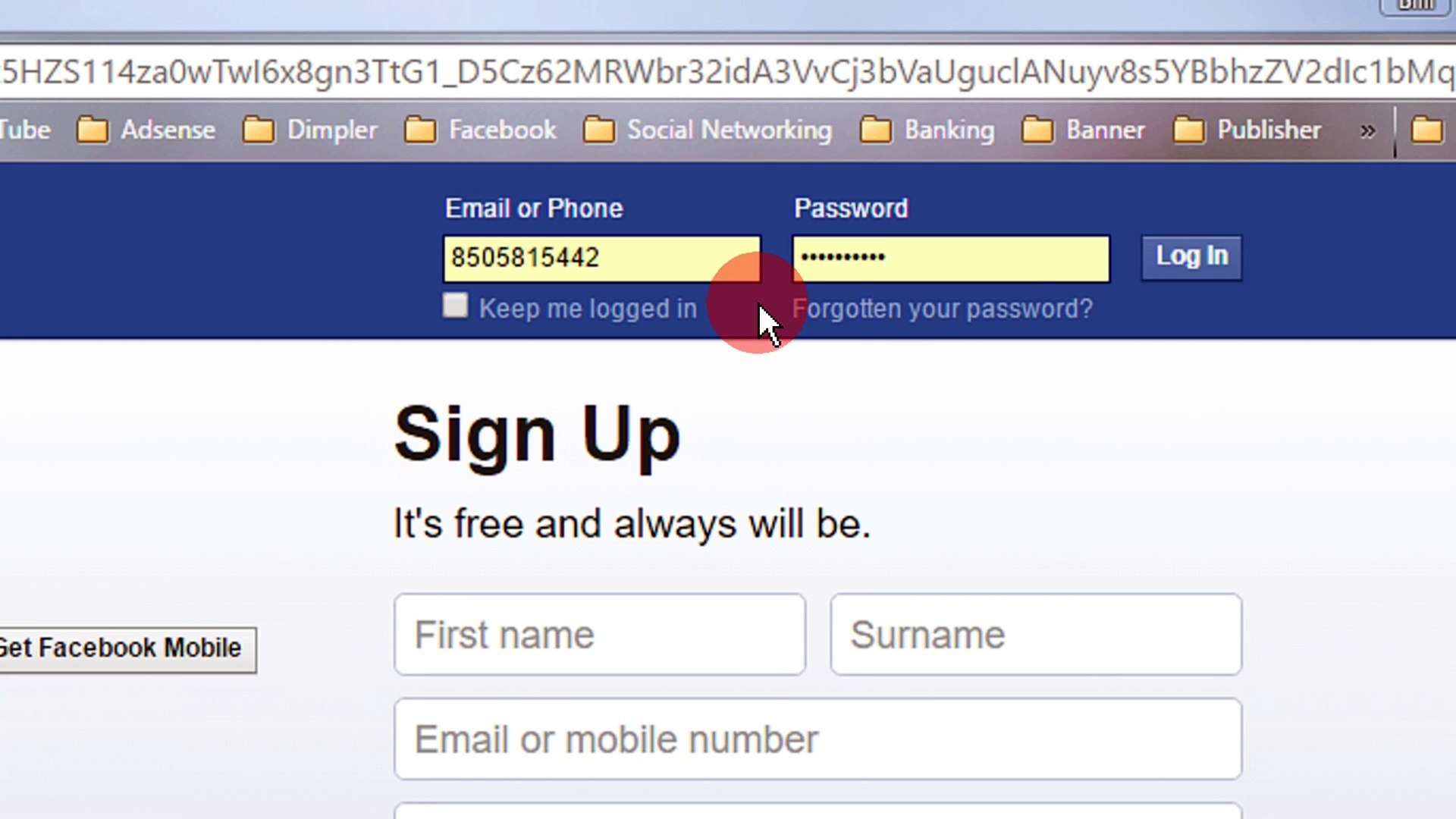 How To Create Facebook Username - Change Facebook Login Email
