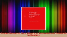 Download  Design Research Now Board of International Research in Design PDF Free