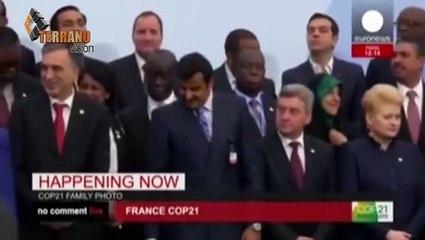 cop21: Quand Barack Obama ignore le président Yayi Boni