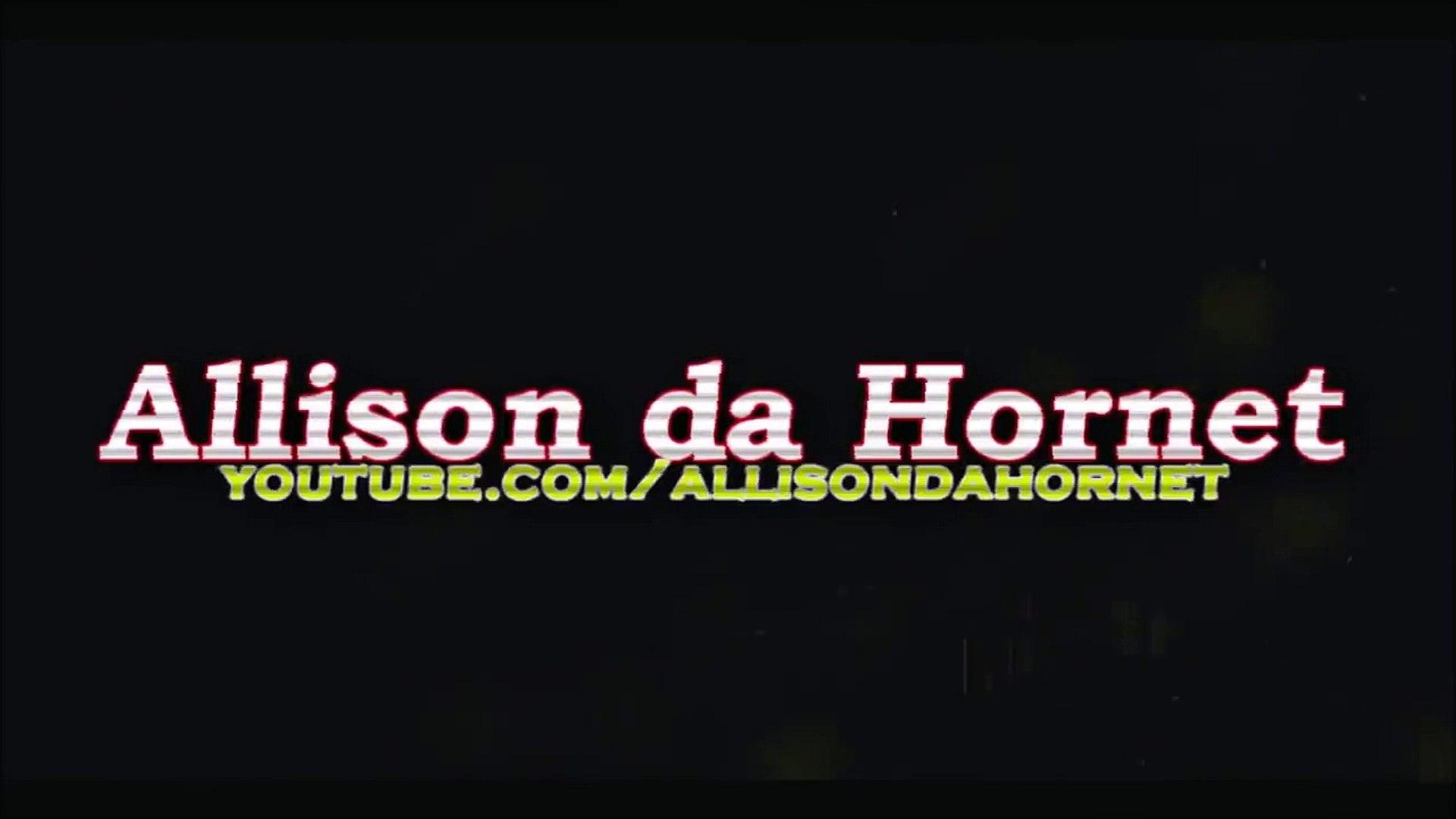 ALLISON DA HORNET - CG FAN 150 MAIS UM POUCO DA MINHA ROTINA