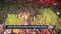 Kabore wins historic Burkina Faso Presidential election