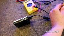 Un laser monté sur un drône !