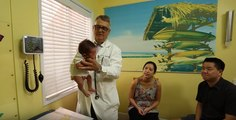 La solution miracle d'un pédiatre pour calmer un bébé qui pleure