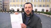VIDEO-#Salvini: SICUREZZA, SICUREZZA, SICUREZZA! Tutti ne PARLANO ma…