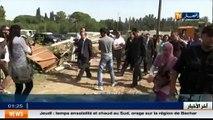 Wali d'Alger Veille sur le processus de démolition des bidonvilles à Alger