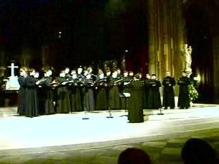 Concert musique orthodoxe