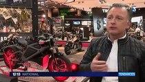 Salon de la moto : quand la COP21 s'invite dans le business