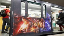 John Boyega And Daisy Ridley Review Star Wars: The Force Awakens