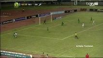 Haythem Joiuni vs Sénégal - L'arbitre siffle penalty... puis change d'avis !