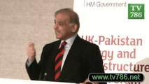 Jobless Pakistanis could be used by Terrorists Extremists CM Punjab Shahbaz Sharif's Warning