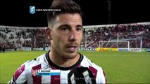 """Bauman:""""Fue palo y palo"""". Instituto 1 Patronato 1. Reducido. Torneo Primera B Nacional.FPT"""