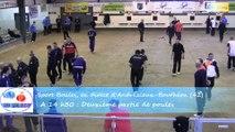 Seconde partie de poule, 1 sur 2, du Super 16 Masculin, Sport Boules, Andrézieux-Bouthéon 2015