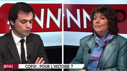 """Michèle Cotta - Cop 21 : """"un accord contraignant, ça ne veut rien dire"""""""