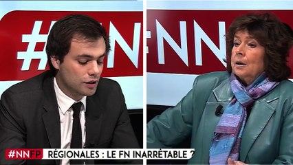 Charles Consigny : « la droite n'a plus d'idée, le FN en profite »