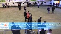 Première partie de poules du Super 16 Masculin, Sport Boules, Andrézieux-Bouthéon 2015