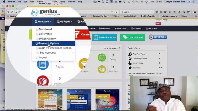 Genius Marketing Pro Review - All-in-One IM Software