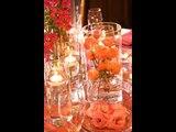 ideas de centros de mesa para bodas/ centerpieces ideas for weddings