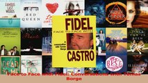 Download  Face to Face with Fidel Conversations with Tomas Borge PDF Free
