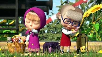 Masha and the Bear - Coming home ain't easy (Episode 53)