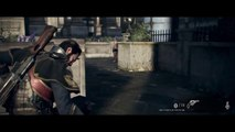 The Order 1886 Walkthrough Gameplay Part 3 (PS4)