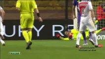 AS Monaco 1 - 1 Stade Malherbe Caen - Full Highlights - 02_12_2015