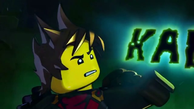 LEGO Ninjago Masters of Spinjitzu Season 5 E11