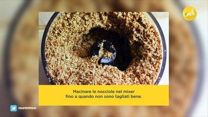 cioccolato e nocciole dessert surgelati