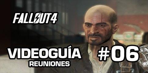 Fallout 4, Vídeo Guía - Mision 5: Reuniones