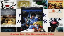 Download  Crusher Joe  The Movie and the OVAs Ebook Free