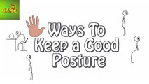 5 Ways To Keep Good Posture   Care TV