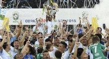 Palmeiras vence o Santos nos pênaltis e é campeão da Copa do Brasil