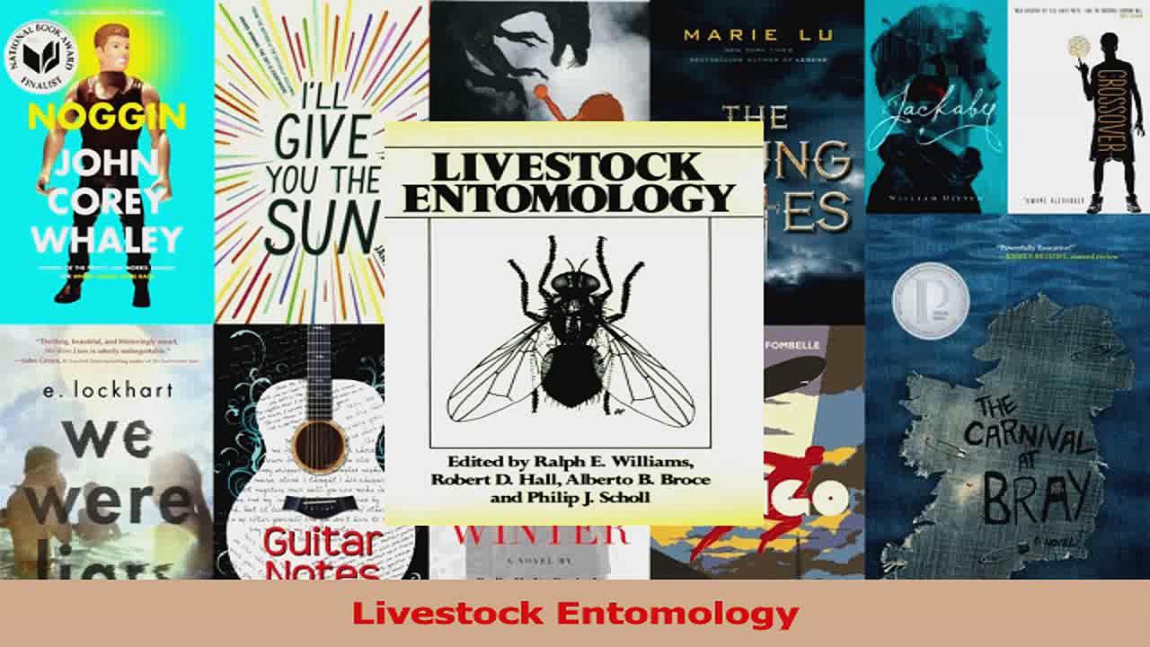 PDF Download  Livestock Entomology Download Full Ebook