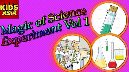 Magic of Science Experiment Vol 1 | Animated Story in English | Kids Asia