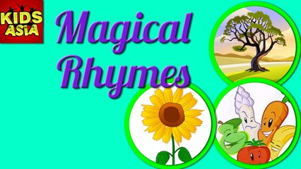 Magical Rhymes | Kids Animated Story in English | Kids Asia