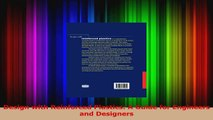 Download  Design with Reinforced Plastics A Guide for Engineers and Designers Ebook Free
